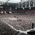 Three Lessons Learned In A Football Stadium On Easter