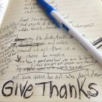 A Giving Thanks Poem