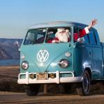 Jesus, Santa & VW Buses