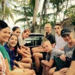 A Curious Life: UPDATE – Toby, Chris, Caleb & Lauren Clark